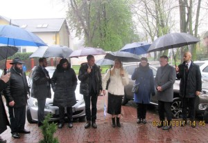 31 Tribute to the 14.000 Jewish victims deported to Treblinka in October 1942